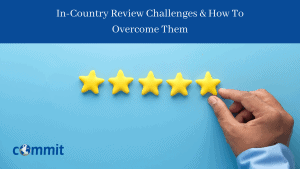 In-Country Review Challenges (1)