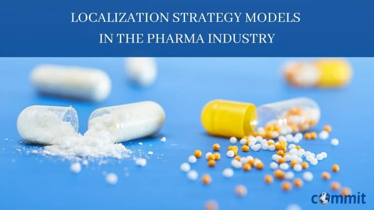 Localization strategy in the pharma industry