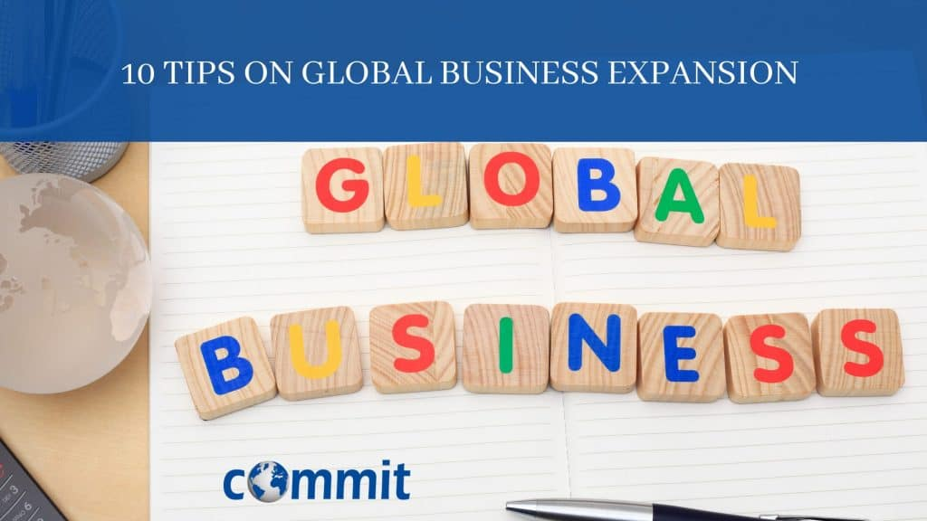10 tips on global business expansion