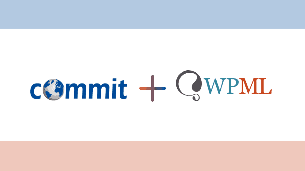Commit Global & WPML
