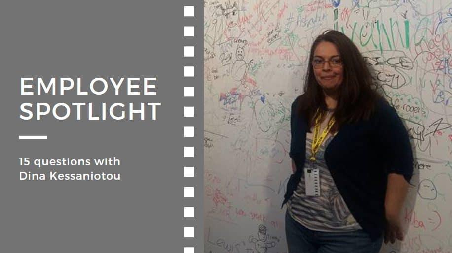 employee spotlight Dina