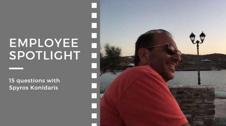 Spotlight Spyros Konidaris