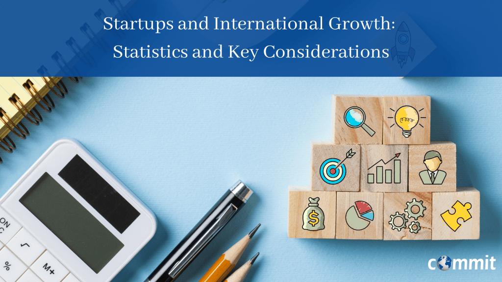 Startup international growth