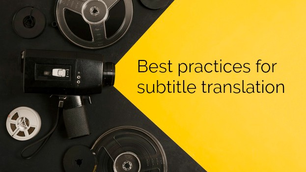 Best practices for subtitle translations