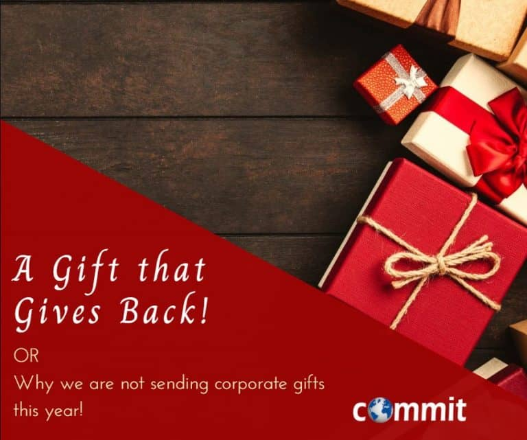A Gift that Gives Back