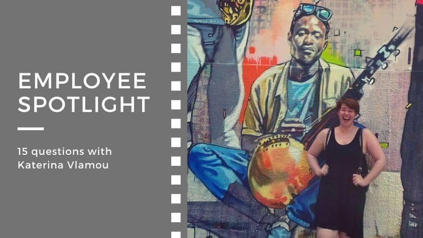 Employee spotlight-Vlamou