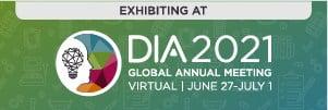 DIA exhibitor banner