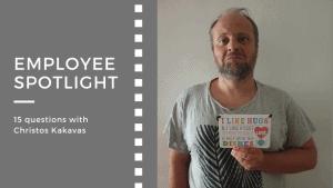 Employee spotlight-Kakavas