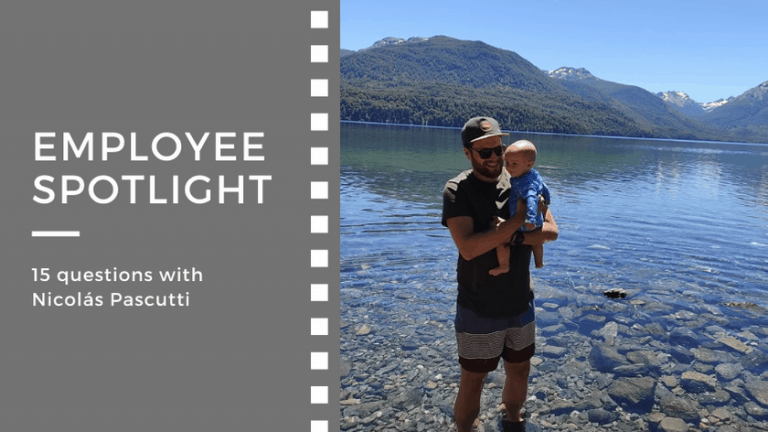 Employee spotlight-Pascutti