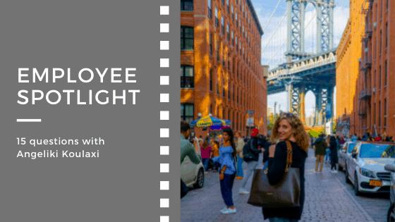Employee spotlight-Koulaxi